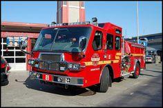 seattle fire department   Seattle Fire Department Engine 5   Flickr - Photo Sharing!