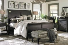 Master bedroom redesign for new house   Bassett Rooms We Love!