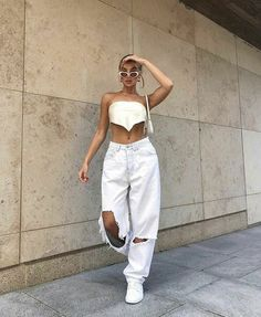 Street Style Outfits, Mode Outfits, Fashion Outfits, Womens Fashion, Skirt Fashion, Mode Instagram, Looks Instagram, Instagram Clothing, Adidas Instagram
