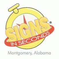 Signs In Seconds Logo. Get this logo in Vector format from http://logovectors.net/signs-in-seconds/