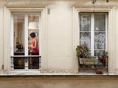 Gail Albert Halaban, Rue Jouye-Rouve, 20th arrondissement, Paris, from Gail Albert Halaban: Paris Views (Aperture, 2014)