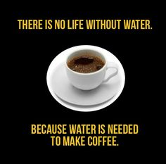 No Life Without Water