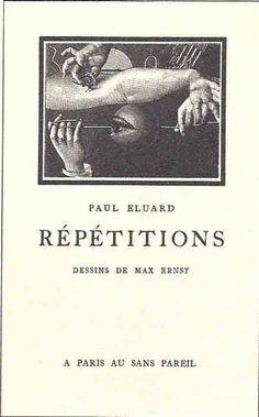 Paul Eluard//Repetitions