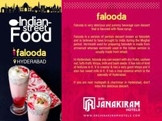 Falooda starts its creamy journey from persia to our hyderabd streets as a wonderful dessert. One large scoop of it will make you a big fan of it. If you are near hyderabad don't miss falooda.  #indianstreetfood #falooda #hyderabad