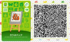 Les qr codes bonbons & fun : - Animal Crossing New Leaf Qr Code Animal Crossing, Animal Crossing Qr Codes Clothes, Acnl Paths, Motif Acnl, Code Wallpaper, Ac New Leaf, Happy Home Designer, Motifs Animal, Pink Cat