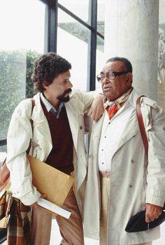 Luiz Gonzaga, O Rei do Baião...e seu Luiz Gonzaga do Nascimento Júnior. 1979.           *****Murilo Vidal.