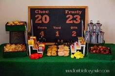 Easy party ideas for