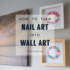 "I love this idea! ""The Nailasaurus 
