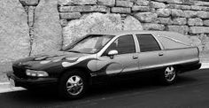 1992 chevy caprice station wagon hearse - Google Search
