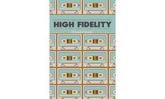 Inspired by classic music movie High Fidelity, this listing is for a 12x18 or 305 x 450 mm original print illustrated by me, Claudia, and printed