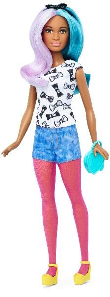 Blue Violet from the 2016 Barbie Fashionistas Line