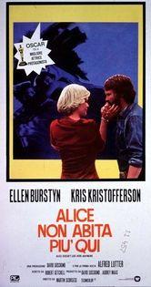 Alice non abita più qui (Alice Doesn't Live Here Anymore), USA 1974, di Martin Scorsese