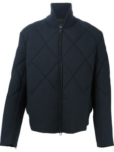 3.1 Phillip Lim quilted effect bomber jacket from Tom Greyhound, NY.  Shop now at Farfetch.