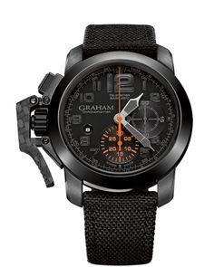 2CCAU.B01A « Oversize « Chronofighter « Collection - Graham London #Watches #GrahamLondon #AttilaMéxico