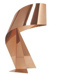 Posts about Habitat written by Lavieenrouge Copper Lamps, Copper Lighting, Home Lighting, Lighting Design, Decoration Design, Deco Design, Copper Interior, Pipe Lamp, Copper Color
