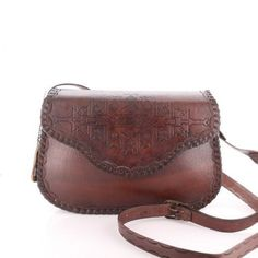 Real Leather Handmade Satchel Bags