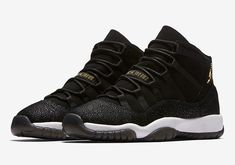 Air Jordan 11 Heiress Full Release Details 852625-030 | SneakerNews.com