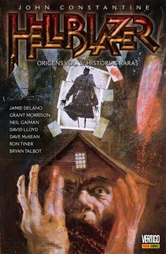 Hellblazer Origens: Histórias raras - Vol. 5 (2014)