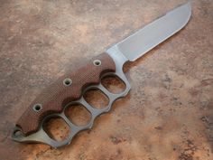 Horton Trench Knife