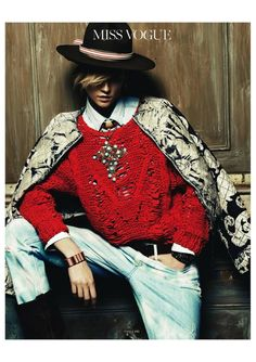 Vogue Paris April 2013