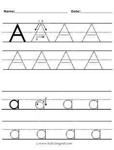 Welcome to Kids Alphabet Learning Plus : Handwriting AaBbCc