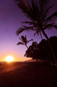 Kihei Sunset, Maui