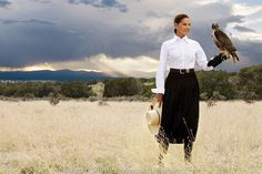 #AliMacGraw in New Mexico.