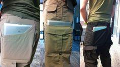 The Sad, Strange World of Tactical iPad 2 Pants
