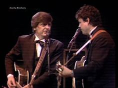 Everly Brothers - Lucille (live 1983) HD 0815007~LOVE this song!! What harmony and rhythm!!! Wonderful!