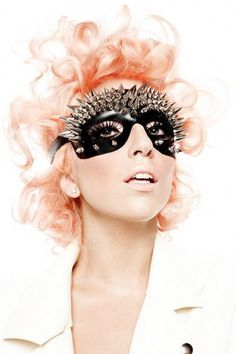 Image result for lady gaga mask