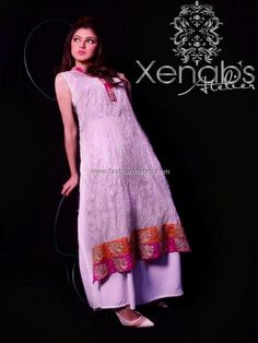 Xenab's Atelier Party Wear 2013 Dresses for Ladies