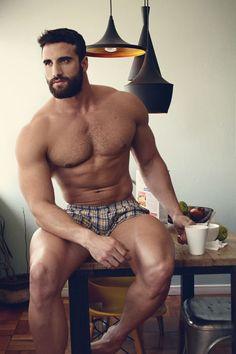Schöne #Männer #sportlich #sexy Mit Inspiration von www.HarmonyMinds.de