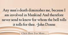 John Donne Quotes About Death - 13492