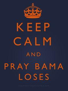 Hard to keep calm though!