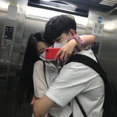 Couple Ulzzang, Ulzzang Boy, Boy And Girl Best Friends, Cute Friends, Korean Aesthetic, Couple Aesthetic, Cute Relationship Goals, Cute Relationships, Cute Couples Goals