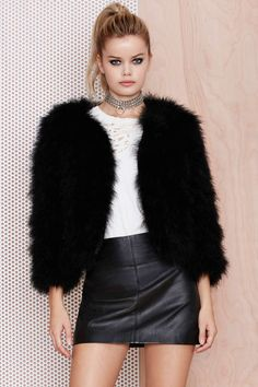 Carolina Fur Jacket