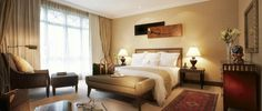 Retreat to your room at The Ritz-Carlton, Kuala Lumpur and discover pure luxury.