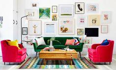 Дизайн интерьера в стиле Готика