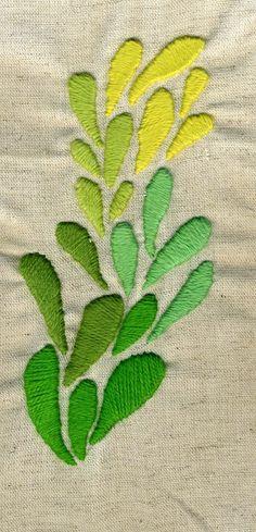 Crewel Embroidery by Tako Fibers