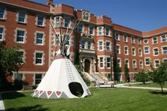 Pembina Hall at the University of Alberta, Edmonton Alberta Canada