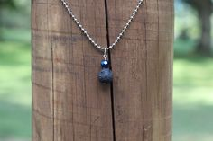 """18"""" Lava Rock Bead Diffuser Necklace, Aromatherapy Jewelry by OILIngAccessories on Etsy https://www.etsy.com/listing/236149572/18-lava-rock-bead-diffuser-necklace"""