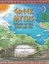 greek myths for kids book list