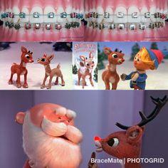 #rudolphtherednosedreindeer #rudolph #reindeer #Christmas #Santa #SantaClaus #elf #elves #stopmotion #stopmotionanimation #holidayspecial #dental #dentist #dentistry #orthodontics #orthodontist #braces #color #colors #dentallife #braceson #xmas #christmaspresents #northpole