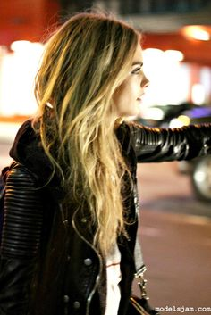 Fashion Model Cara Delevingne, Style inspiration, Fashion photography, Long hair