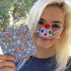be7955dc4 13 Best Nose warmer images in 2017   Nose warmer, Crochet, Crochet ...