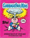 Garbage Pail Kids:Amazon:Books
