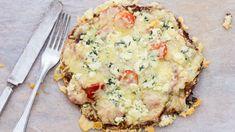Herkulliset pizzat valmistuvat helposti ja nopeasti tortilloista! Quiche, Cooking, Breakfast, Koti, Kitchen, Morning Coffee, Cuisine, Koken, Quiches