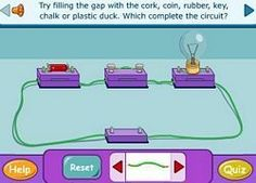 Great site with interactive animations for teaching Science