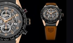 Glamourös: TAG Heuer präsentierte auf der Baselworld den Chronographen Carrera Heuer 01 Roségold. Link: http://www.bold-magazine.eu/glamouroes/  #BOLDTHEMAGAZINE #Design #Fashion #Luxury #TagHeuer #Watches