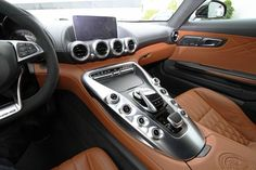Black #Mercedes #AMG #GT